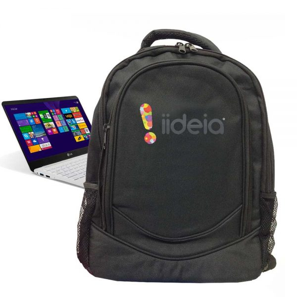 3971cbd09 Mochila com Porta Notebook Personalizada 837NB